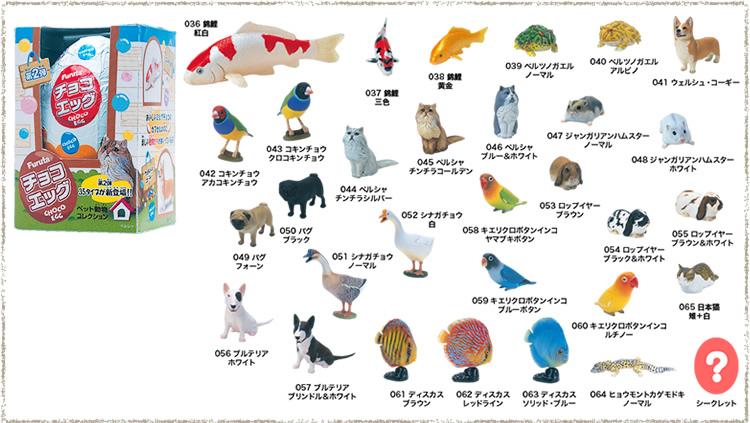 種類 ペット